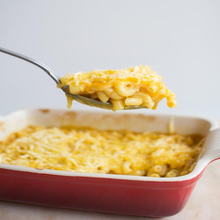 Easy vegan Mac'n Cheese