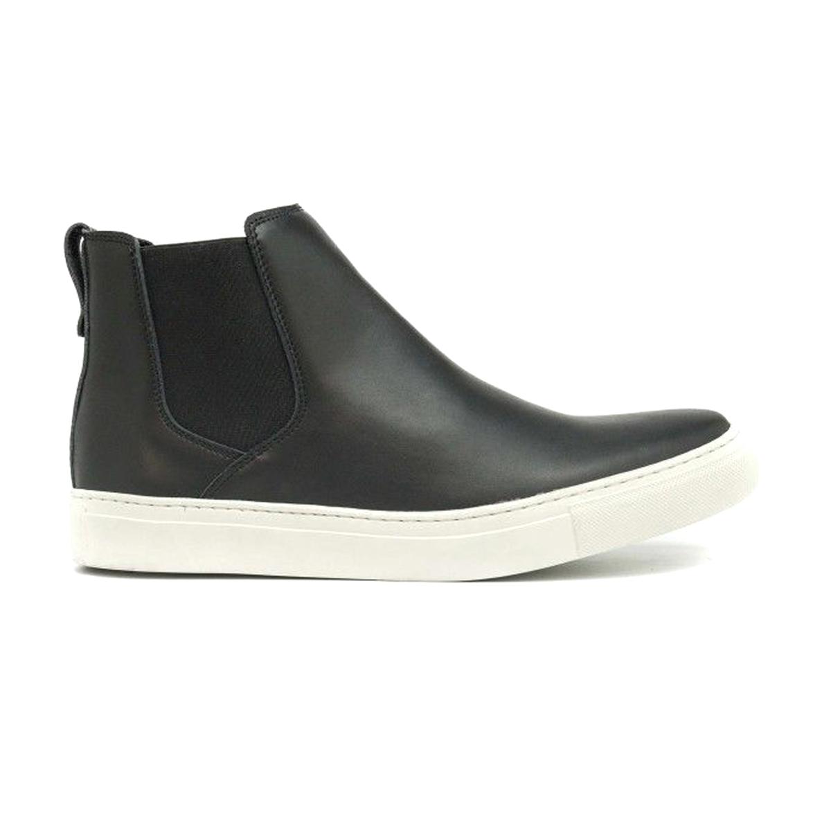 NAE Men's Paul Chelsea Black Sneaker