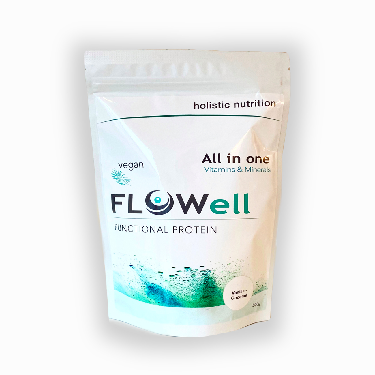 Flowell All in One: Vitamin & Minerals 500g