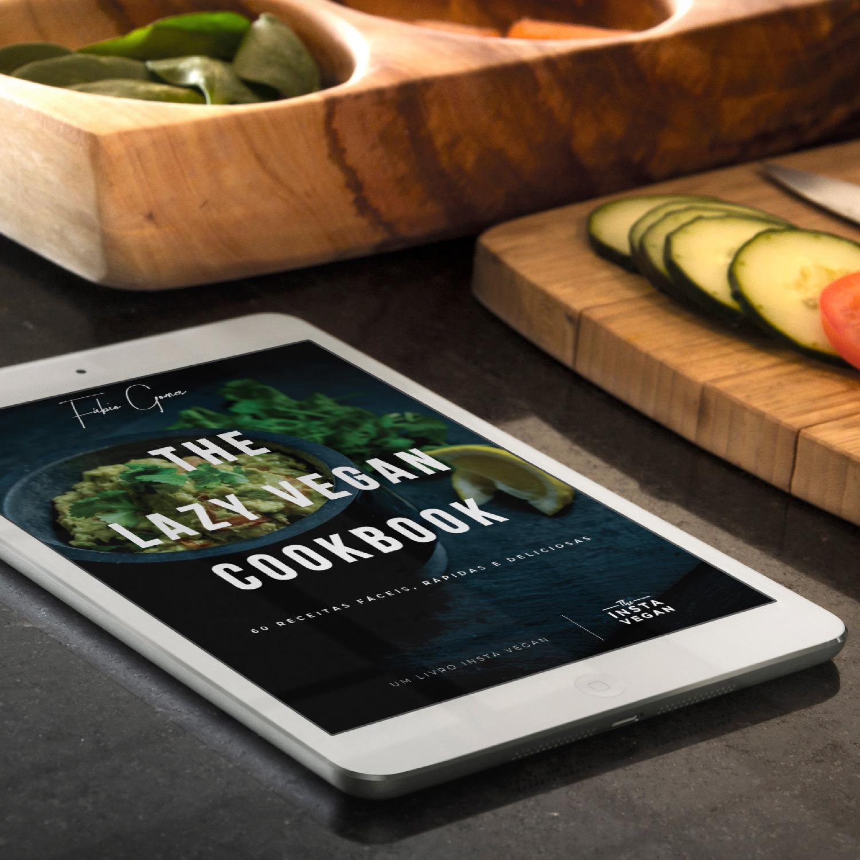The Lazy Vegan Cookbook - eBook