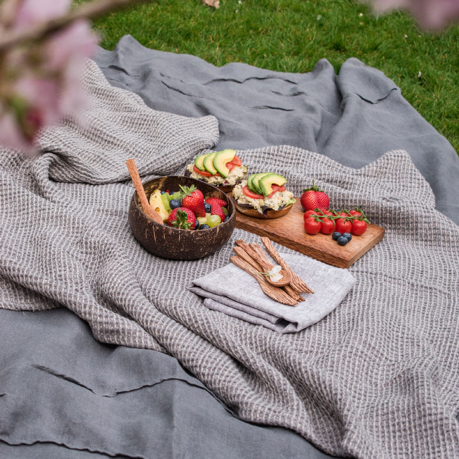 Tips for a sustainable and delicious picnic 🌳