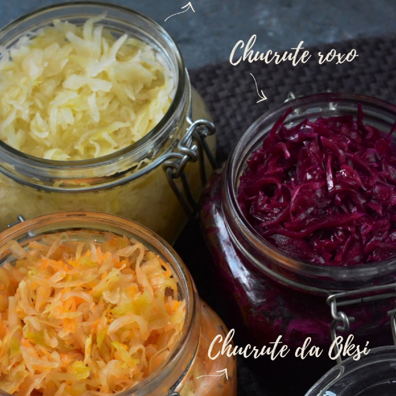 Online Workshop Homemade Fermented foods