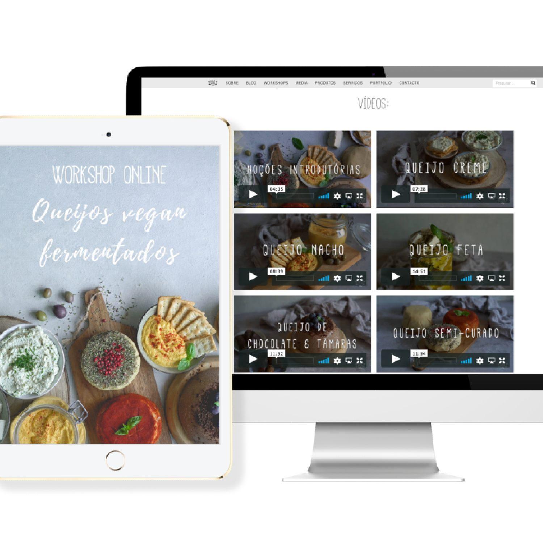 Online Workshop Vegan Fermented Cheese