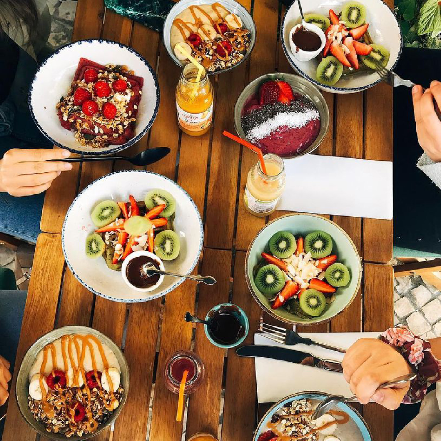 Portugal's best Vegan 🌱 Brunches