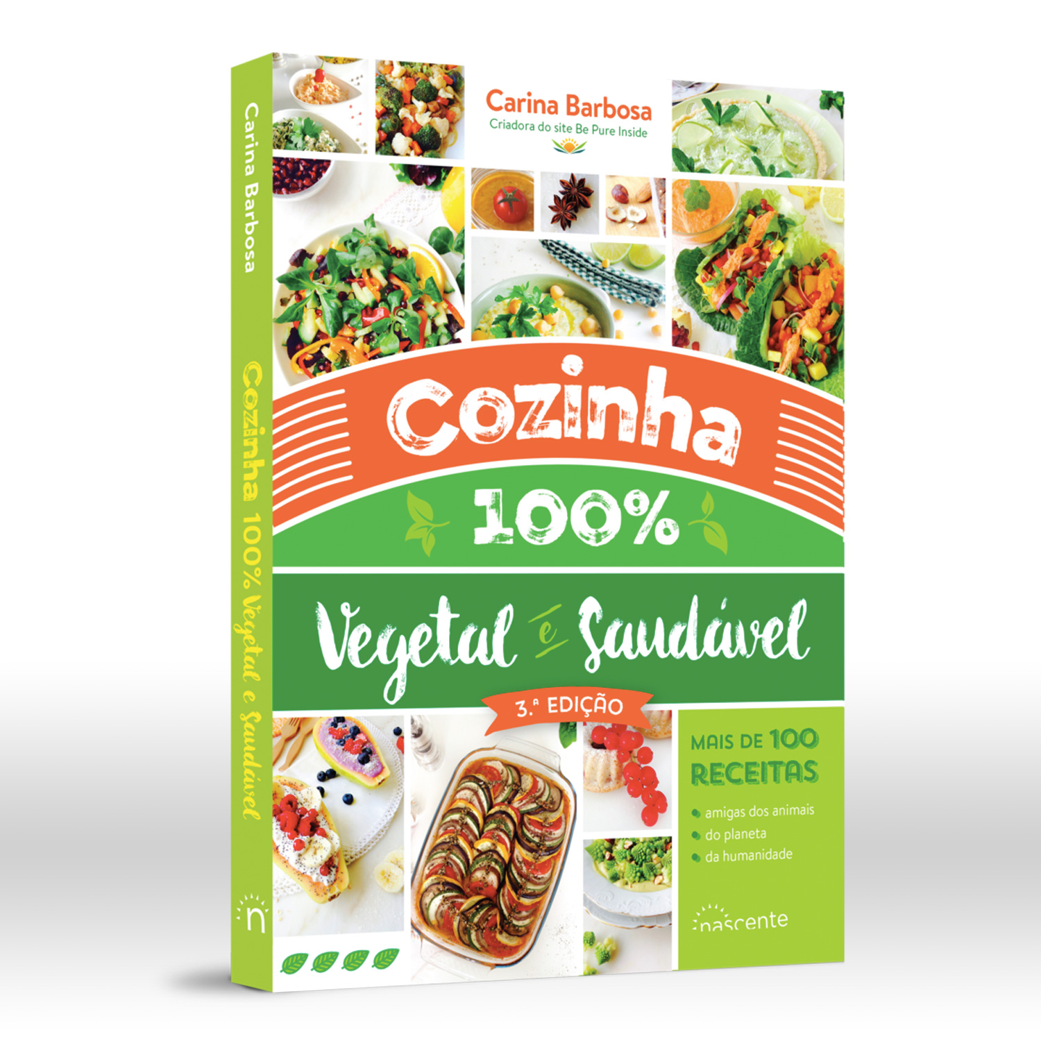 100% Vegetable and Healthy Cooking Cookbook