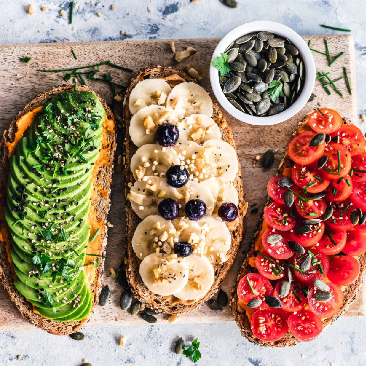 Zero-waste Vegan Brunch - Recipes & tips for a sustainable brunch